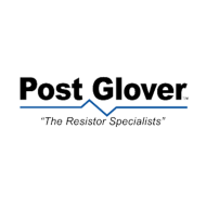 Post Glover Resistors for Industrial Manufacturing